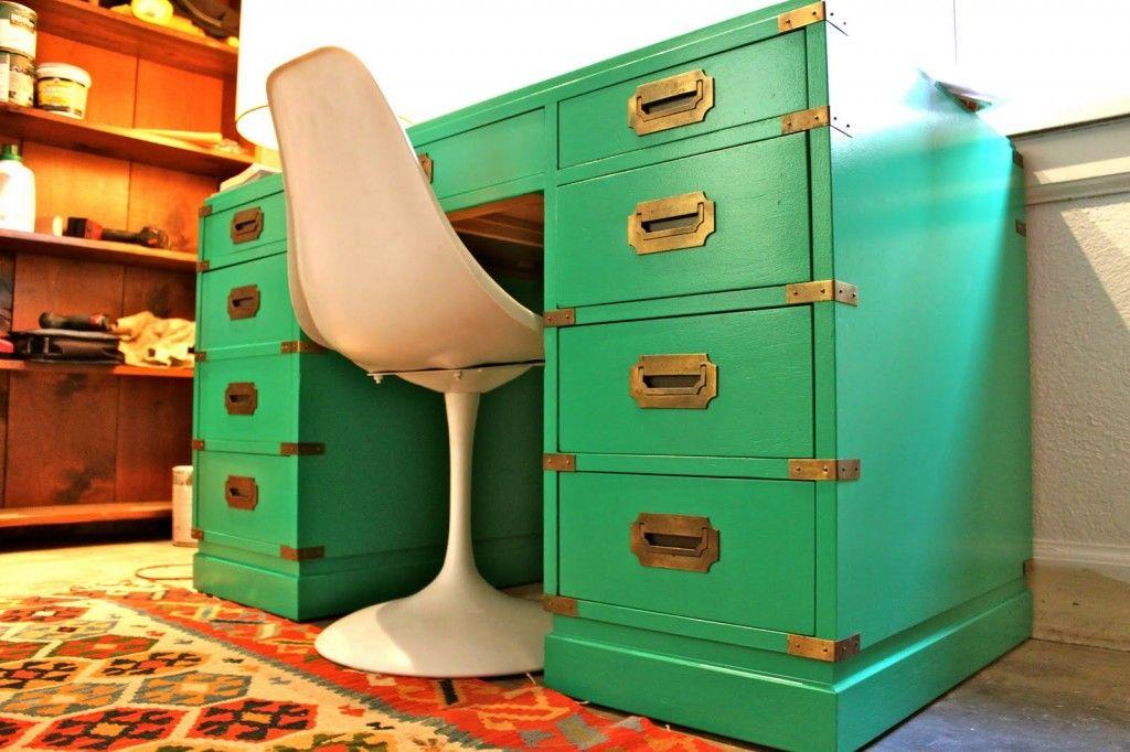 color ideas matte green desk campaign desk campaign on desk color ideas id=67431