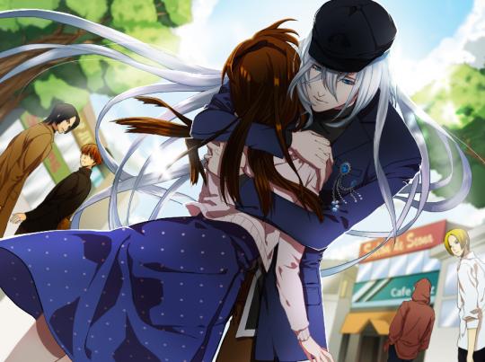 Jihae and Heejung Kim Dandelion wish, Anime, Manga love