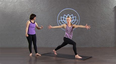 morning movement  online vinyasa yoga class with kylie