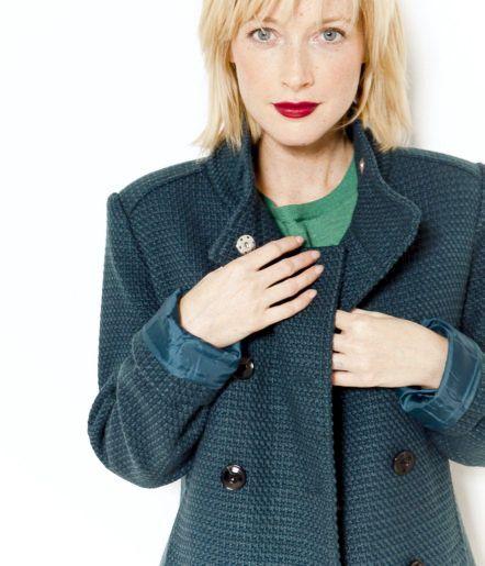 Manteau femme a capuche camaieu