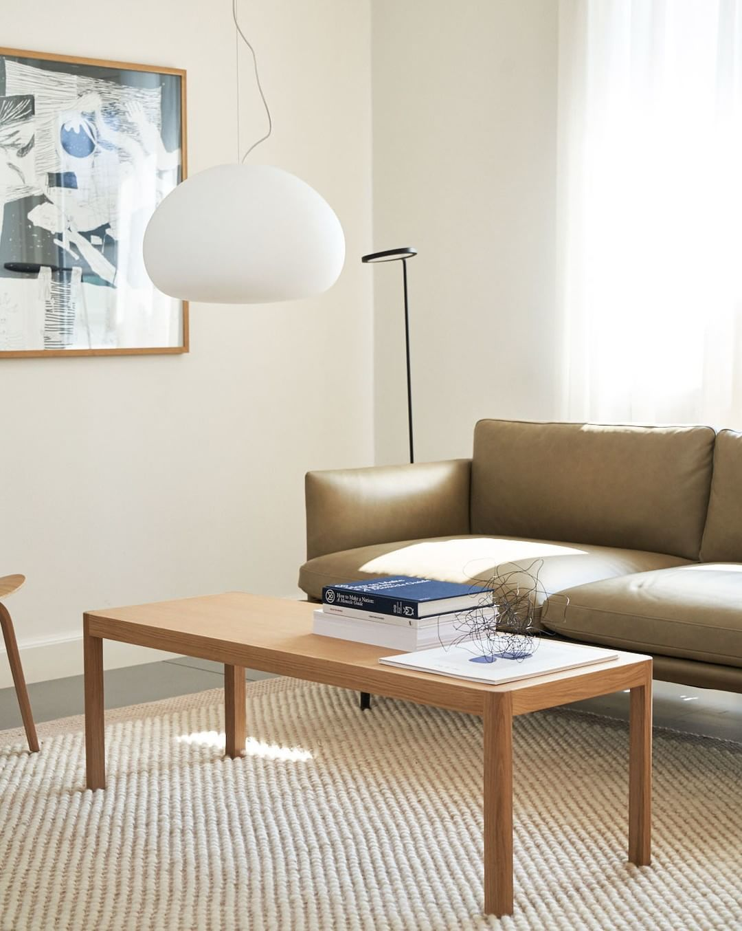 Muuto On Instagram Nestled Up In The Outline 3 Seater Sofa For The Aft Scandinavian Decor Living Room Living Room Decor Inspiration Scandinavian Sofa Design