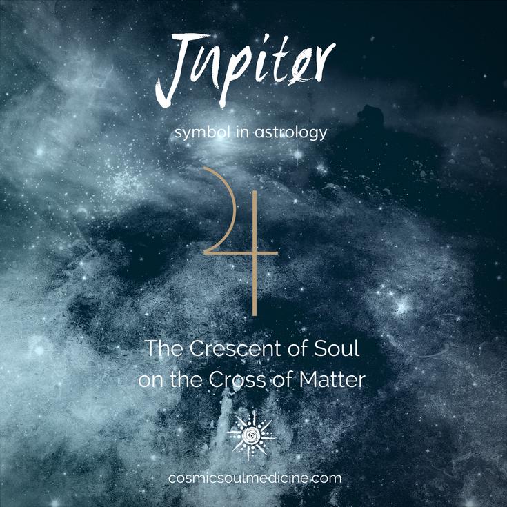 jupiter symbols astrology