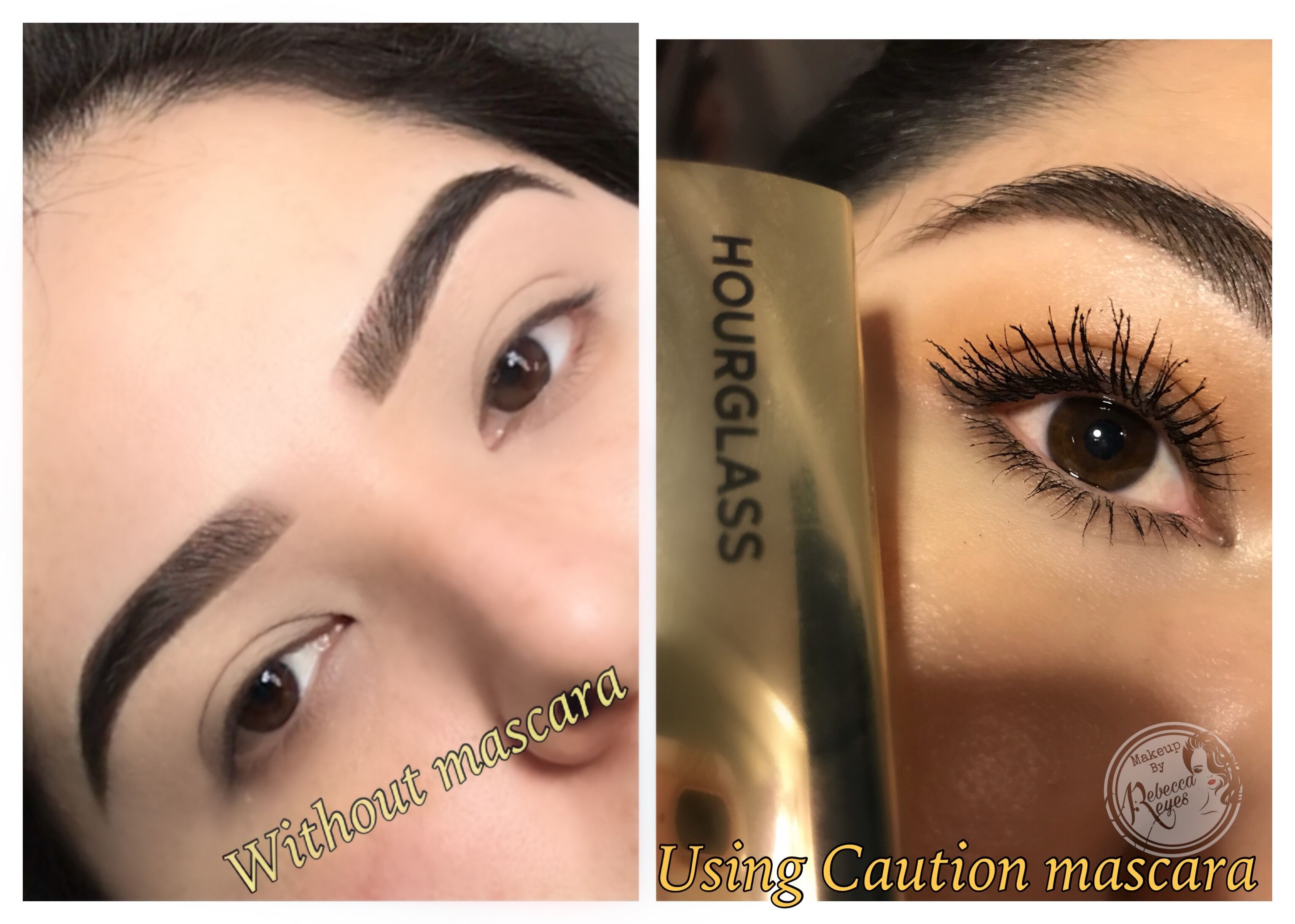 0250a0d32ae Hourglass Caution Mascara: Extreme Lash Mascara Fuller, longer and thicker  lashes! #complimentary #voxbox