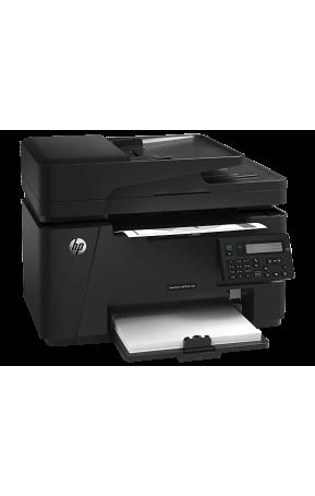 Multifunctional Laser Hp Laserjet Pro M127fn Multifunction Printer Printer Printer Cartridge