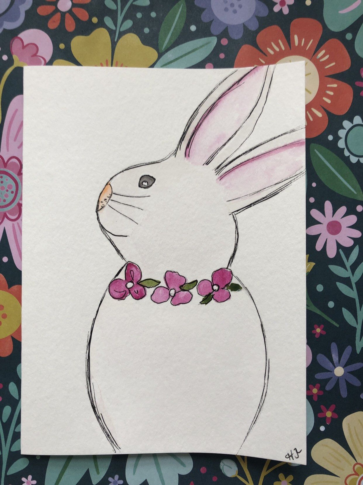 Excited To Share This Item From My Etsy Shop Watercolor Easter