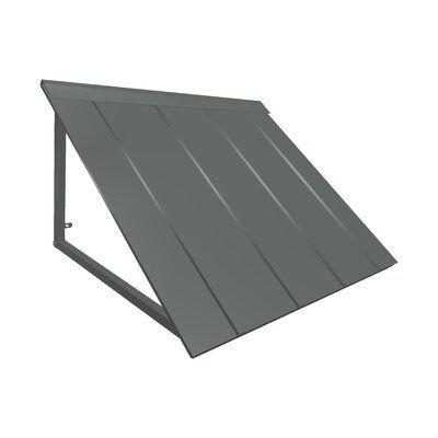 Best Awntech Houstonian Metal Standing Seam Window Awning Color 400 x 300