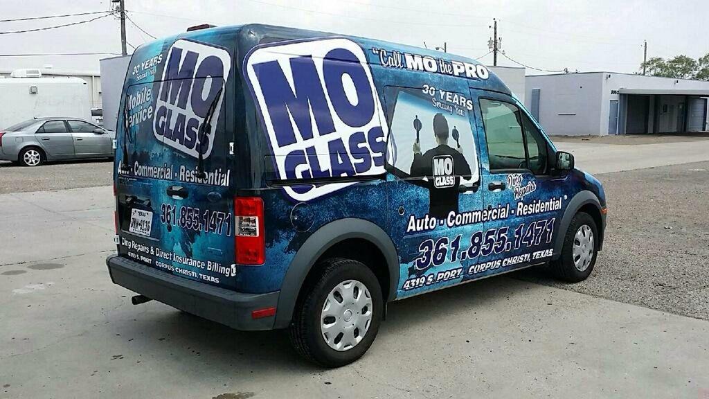 Mo glass