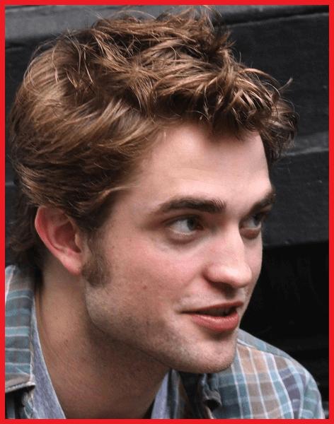 Frisuren Männer Rote Haare Ideen Robert Pattinson Mann Frisur