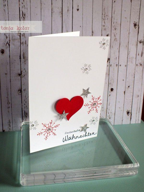 E Weihnachtskarten.Weihnachtskarten 3 Xmas Cards And Crafts