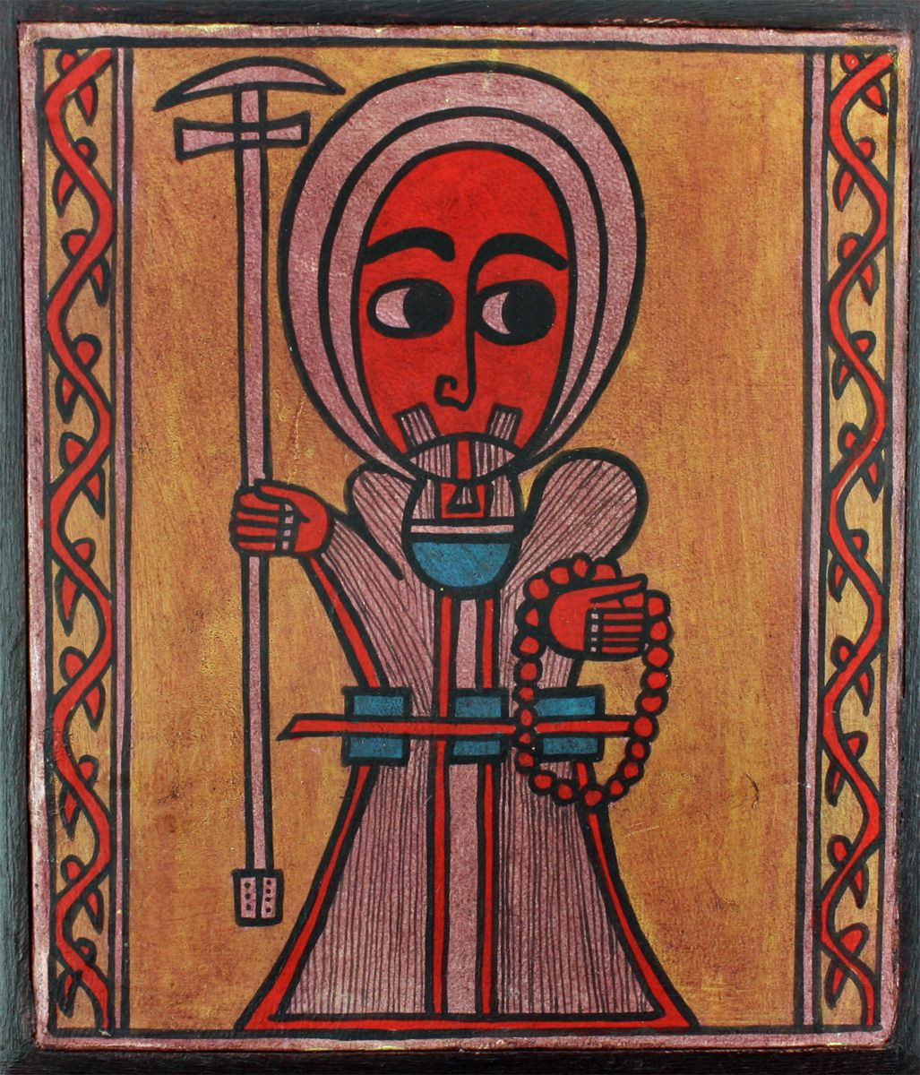 Ethiopia Addis Ababa Traditional Ethiopian Paintings And Folk Art In 2019 African