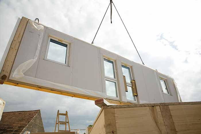 World S First Code Prefab Code Monash University The Victorian Government Engineers Australia And Industry Has Delivered The Han Prefab Homes Modular Building