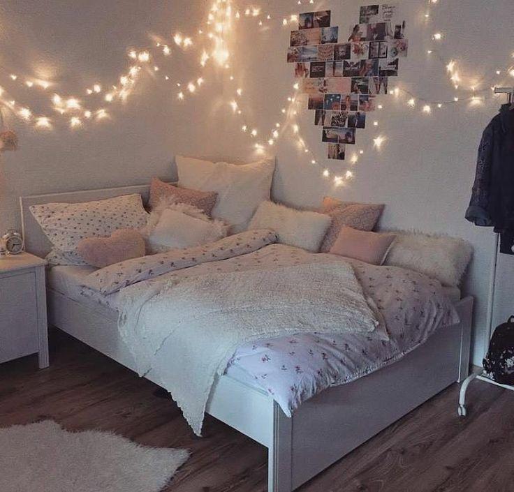 Ich liebe die Lichterketten. #lichterketten #liebe #tumblrrooms