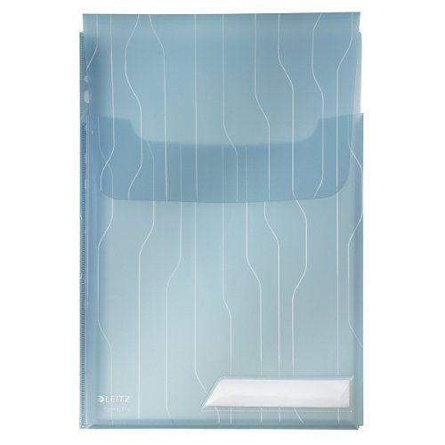 Leitz CombiFile Maxi Hülle A4 3 Stück blau: Amazon.de: Bürobedarf & Schreibwaren