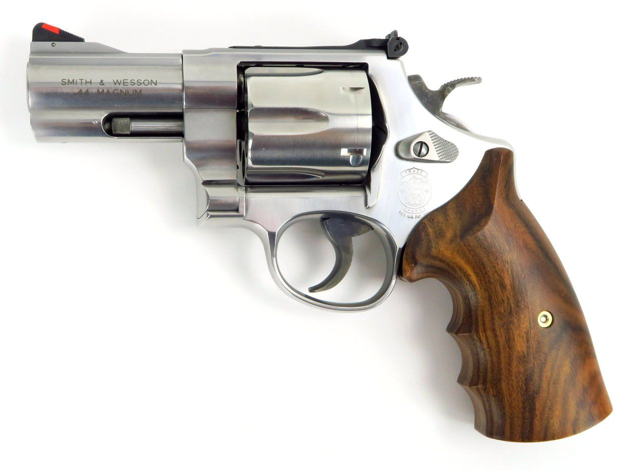S&W Mountain Backpacker 629  44 Magnum | Revolvers | Hand