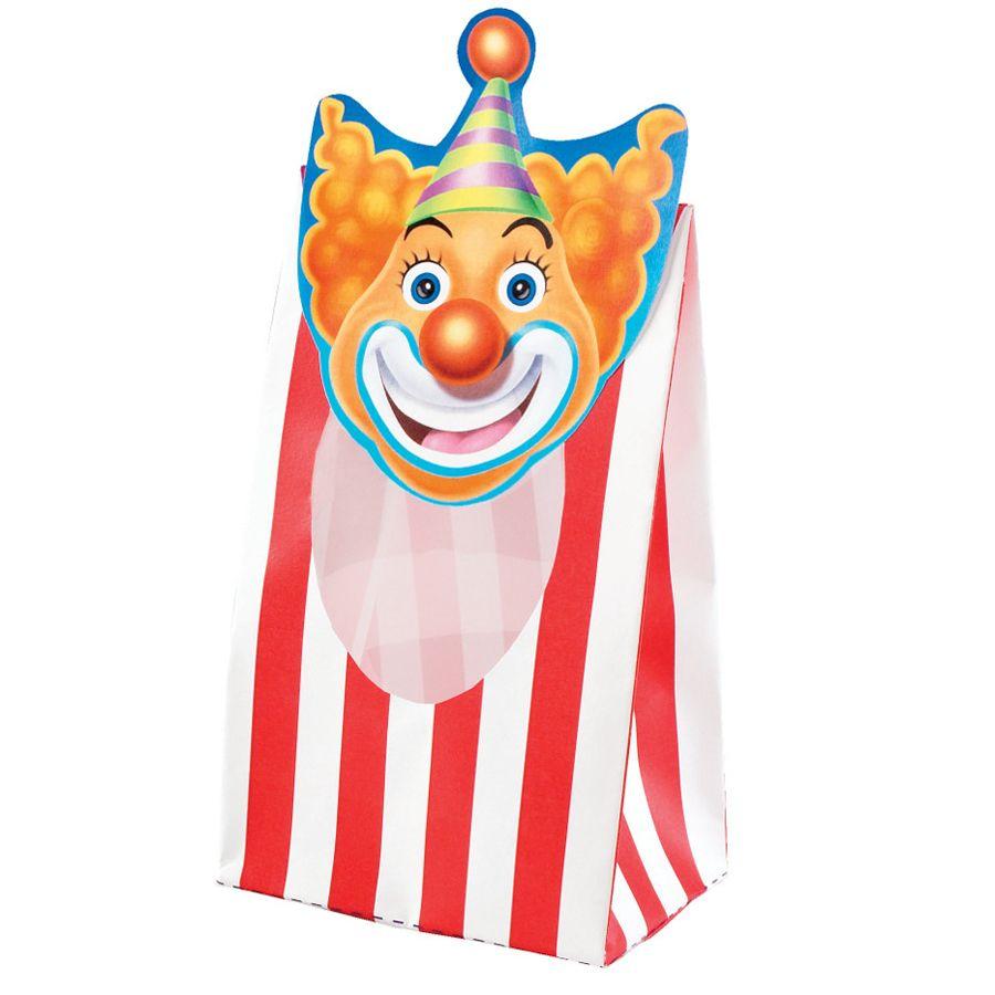 sac anniversaire cirque