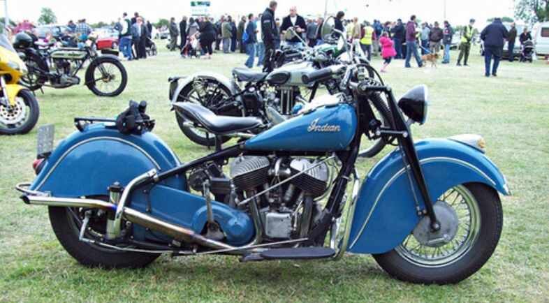47 Indian Chief In Seafoam Blue Indian Motorcycle Scout Indian Scout Indian Motorbike