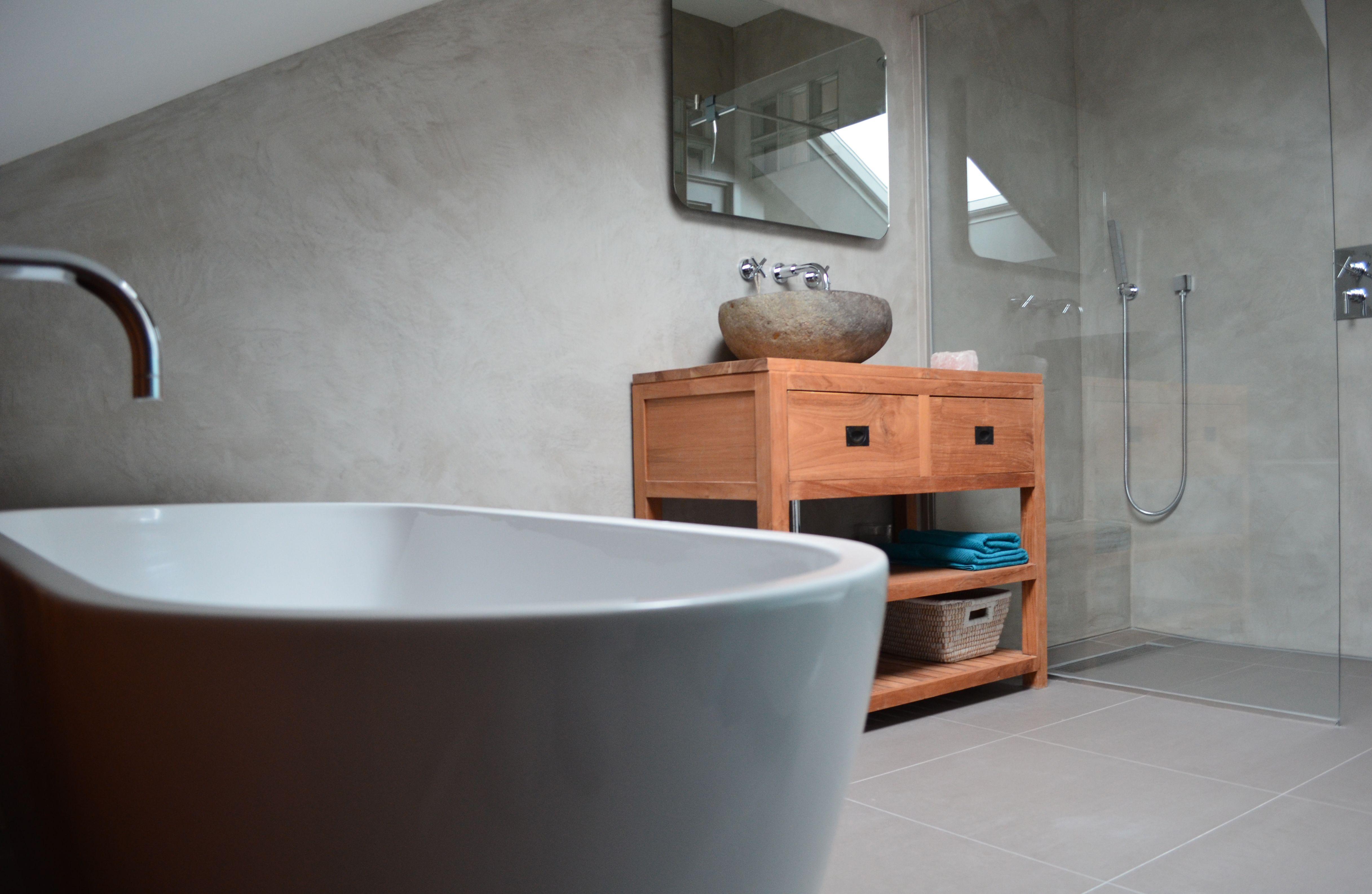 badkamer in verbau betonstuc 07 4 graniet