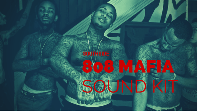 808 Mafia/Southside Free Sound Kit - 2019 Drum Kit [With
