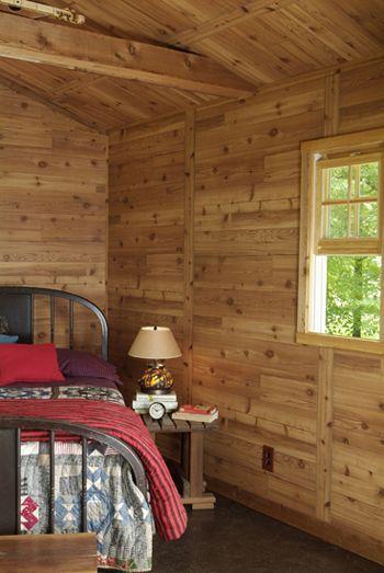 1 4 Western Red Cedar Rustic Plywood Paneling Cedar Walls
