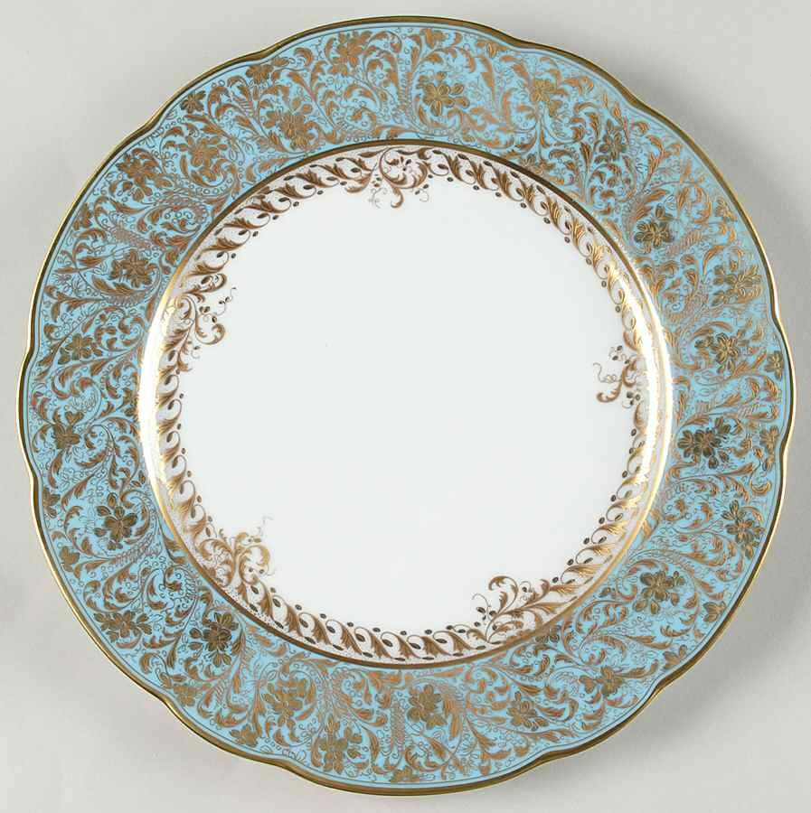 Eden Turquoise Dinner Plate By Bernardaud Dinner Plates Turquoise China Patterns