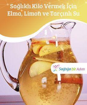 Zitronen- und Zimtwasser zum Abnehmen