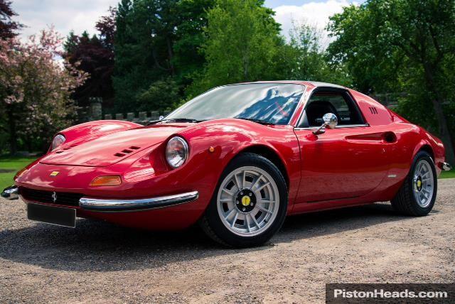 Ferrari replica kit car for sale