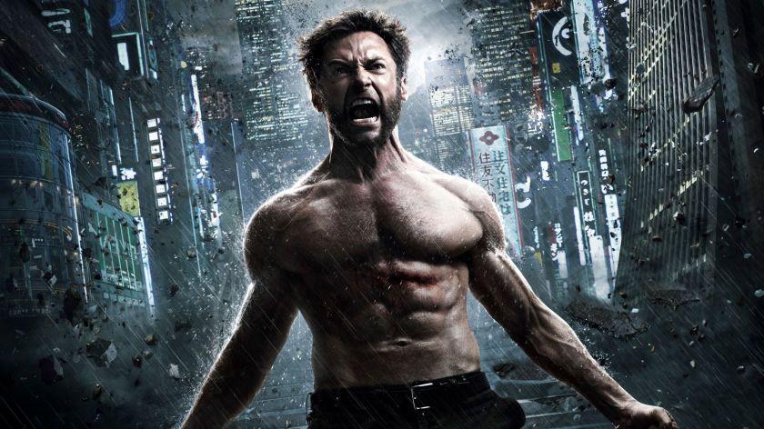 The Wolverine Hugh Jackman Jerv X Men