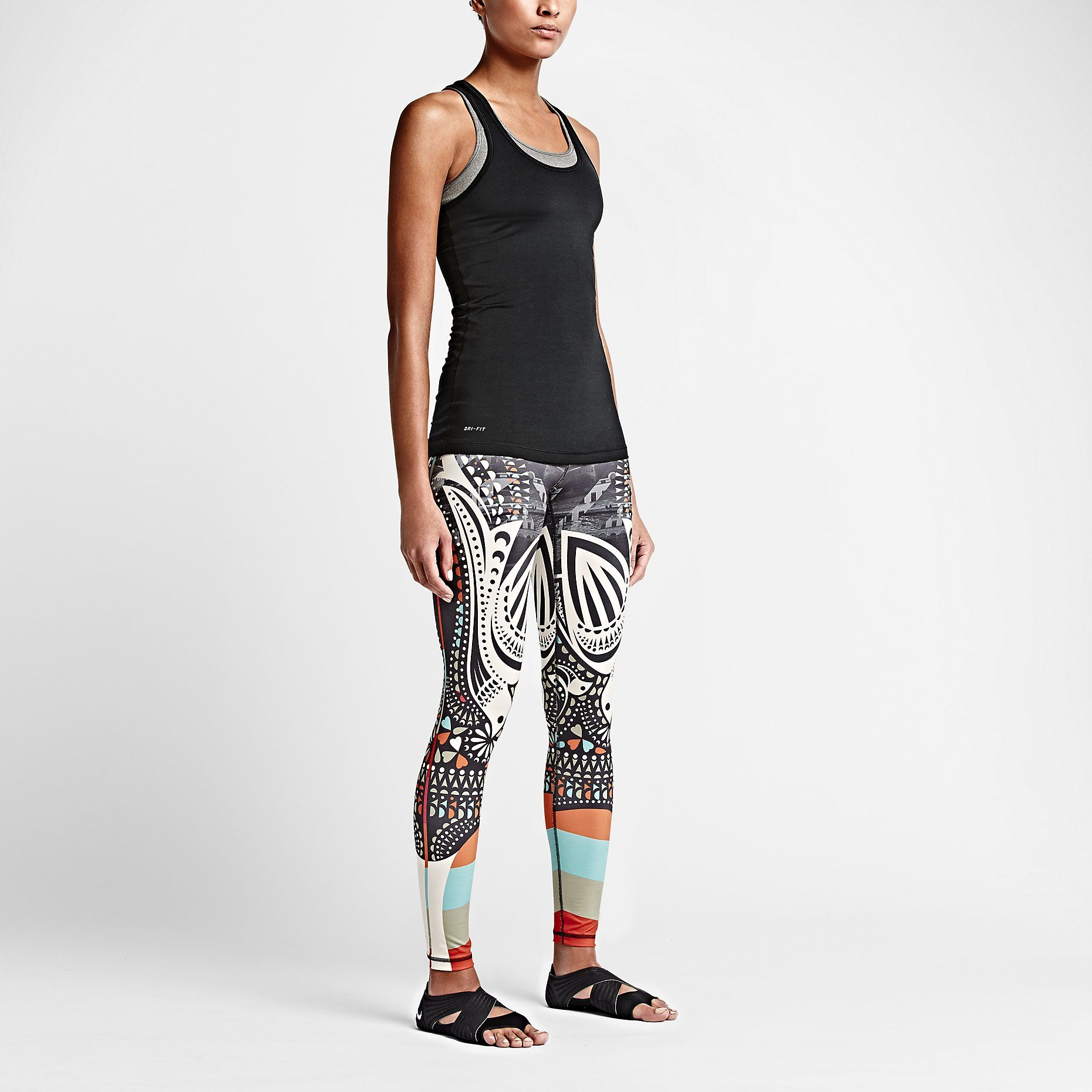pretty cheap price reduced check out Nike Pro N+TC Tour Stockholm – Tight de training pour Femme ...