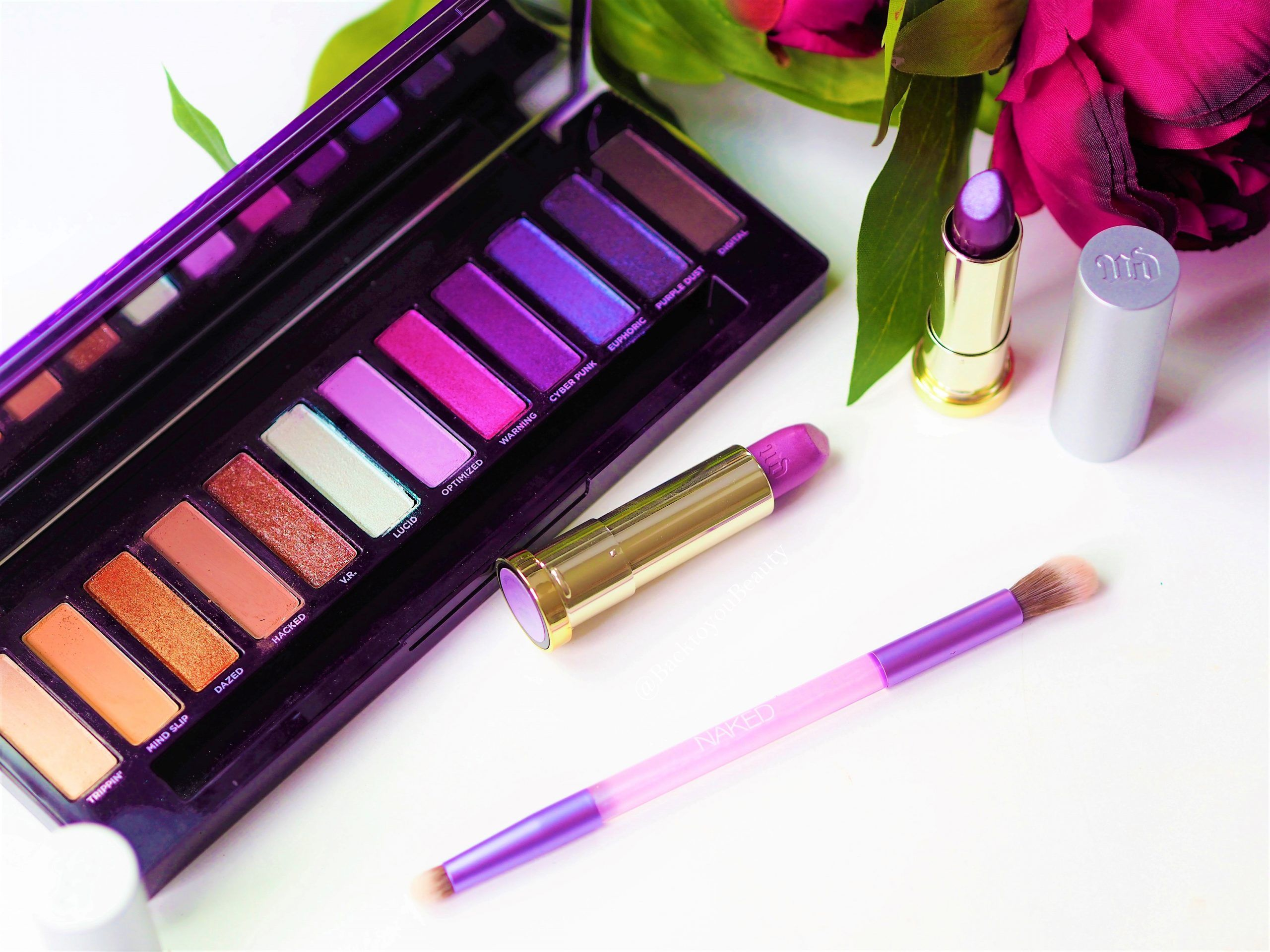 Pin On Urban Decay Naked Ultraviolet Pallet-3336