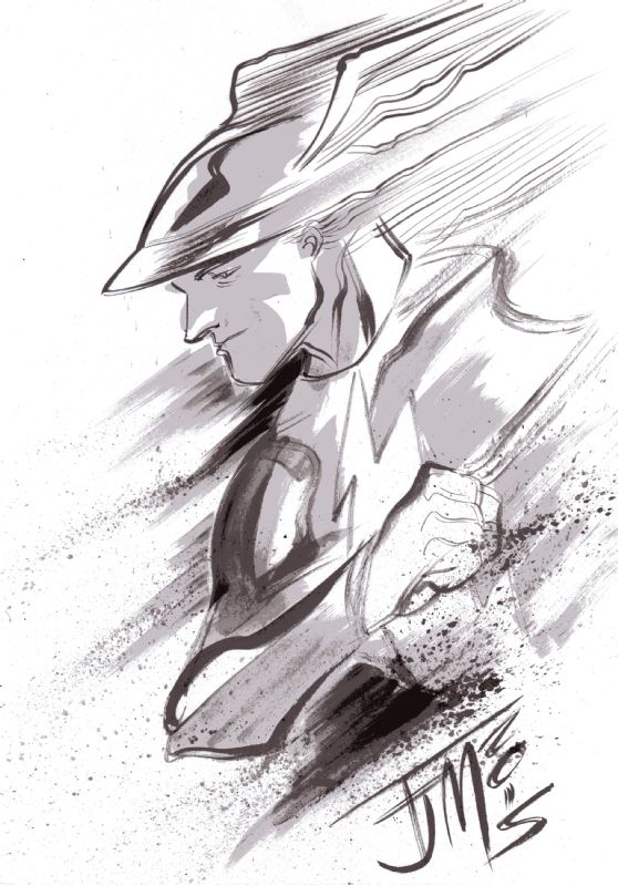 The Flash Jay Garrick By Francis Manapul Artists Flash Art Jay