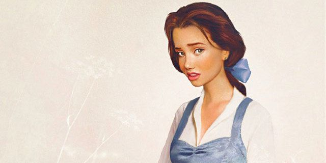 An artist drew Disney princesses in real life and they are unsurprisingly beautiful -Cosmopolitan.co.uk