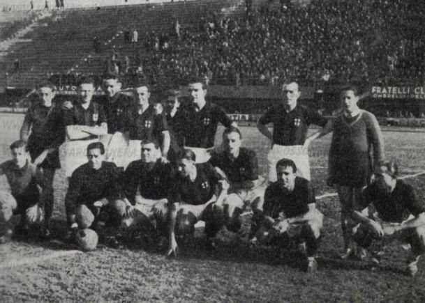 Milan stagione 1939-40