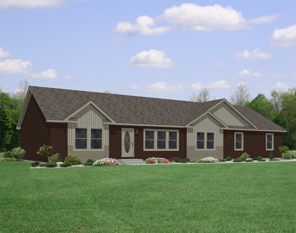 Pinewood RX806A - Grandville LE Modular Ranch - Commodore Homes of on commodore mobile home pricing, single wide homes floor plans, modular home floor plans,