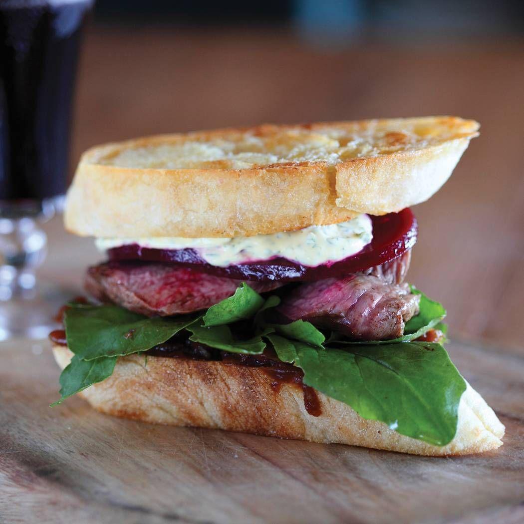Steak Sandwich | Steak sandwich, Sandwiches, Mayonnaise recipe