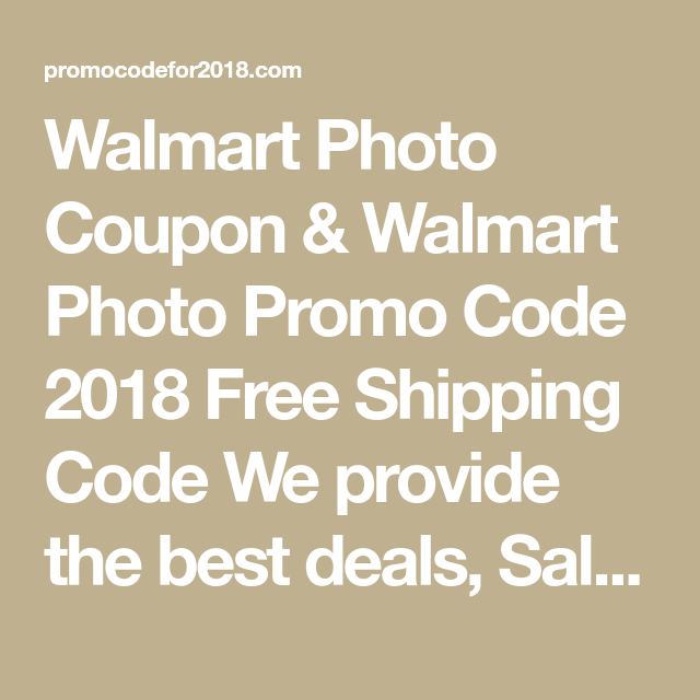 walmart promotion code free shipping
