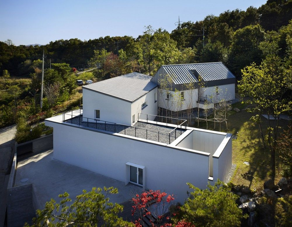 Yangpyeong Passive House / Engineforce Architect