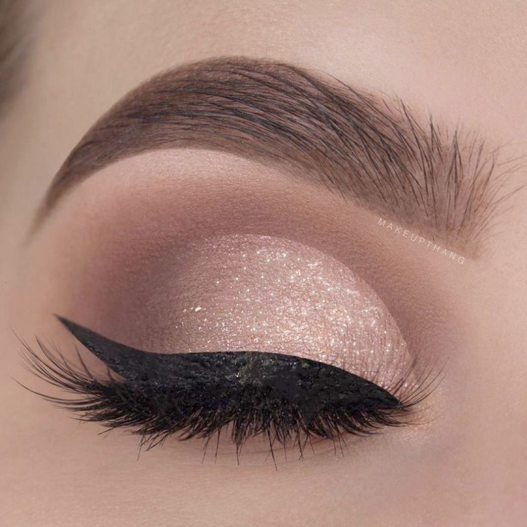29 gorgeous eye makeup looks for day and evening - eye