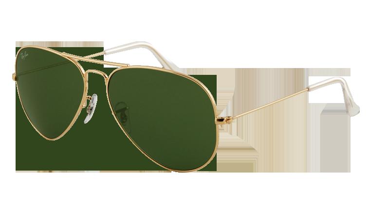 anteojos de sol ray ban aviator