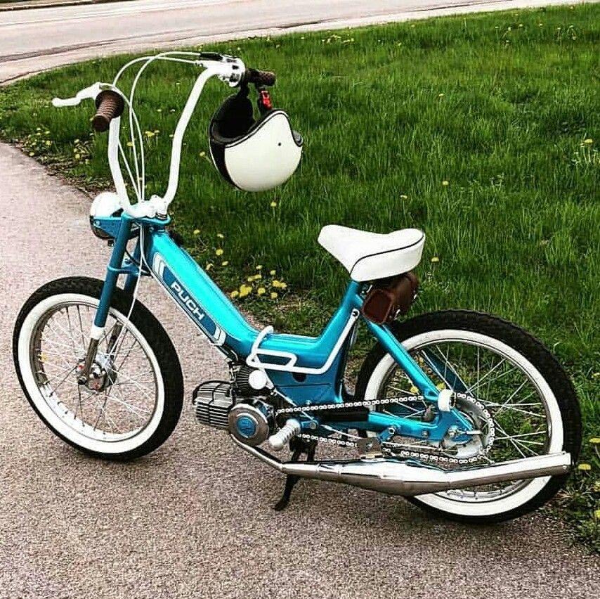 Super Cool Maxi 10 10 Oldtimer Moped Mofa Moped