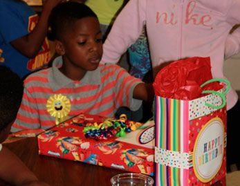Birthday Celebrations with Gifts in-need and Gifts-of-fun