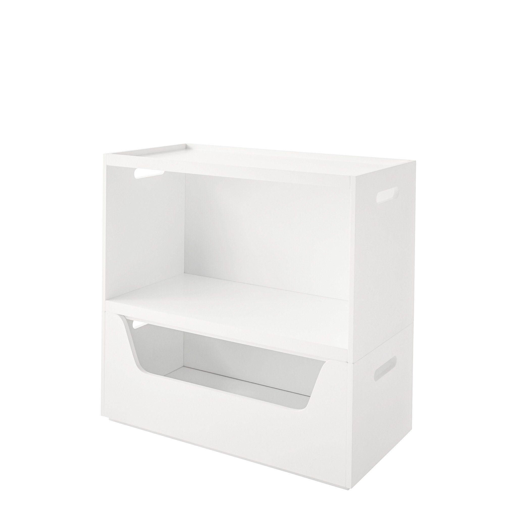 Rackham Storage Set 4 (Book Shelf & Toy Box) from Great
