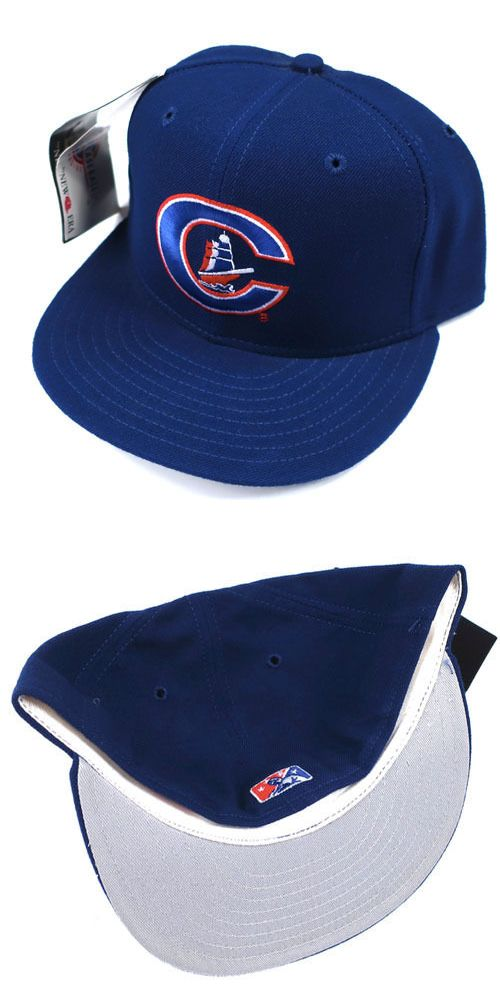 ... Hats 52365 Vintage Columbus Clippers New Era Fitted Hat Nwt Milb  Baseball Cleveland Indians - 50 ... 0ea96ba9ba1
