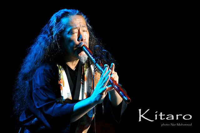 Music: KITARO. Born Masanori Takahashi, better known as Kitarō, is an award-winning Japanese musician, composer, and multi-instrumentalist who is regarded as a pioneer of New Age music.