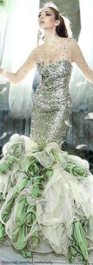 Ibrahim El Sharif Couture S/S 2013