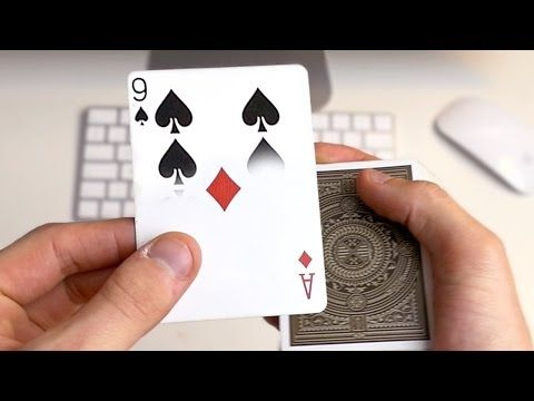 Easy Quick Color Change Tutorial Therussiangenius Youtube Card Tricks Easy Card Tricks Simple Cards