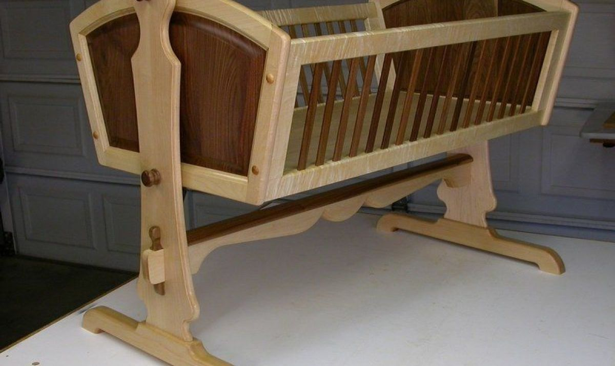 Baby Bed Plans
