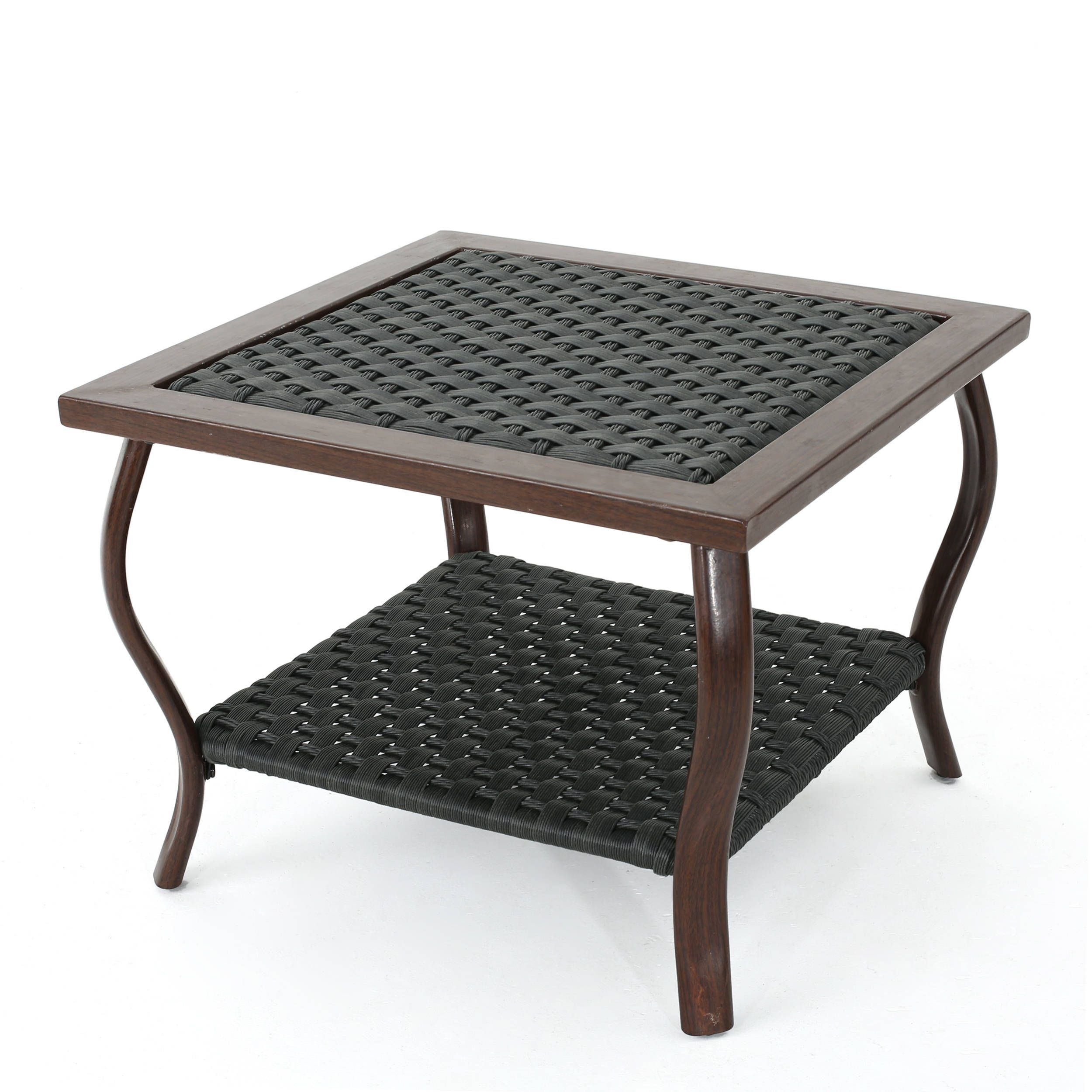 Overstock Com Online Shopping Bedding Furniture Electronics Jewelry Clothing More Wicker Coffee Table Coffee Table Outdoor Wicker