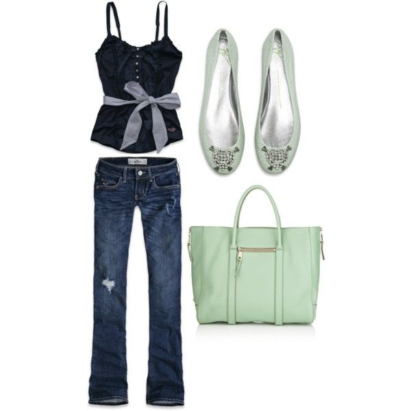 """Summer"" by alyshreeve on Polyvore"