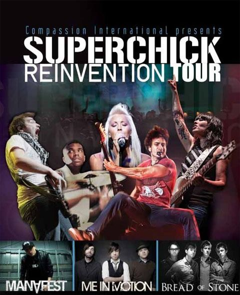 Superchick Band