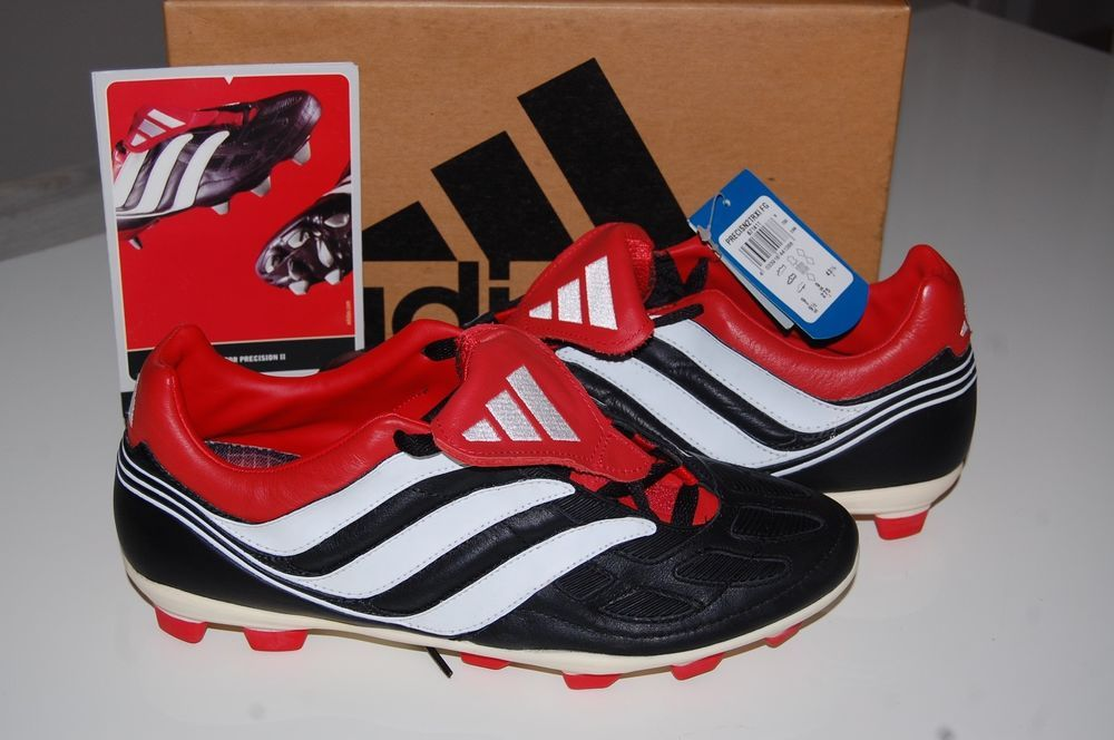 39f813f9e ... black 51cf8 9b2bd; good adidas predator precision fg 2000 new 95 us 9 uk  rare football boots cleats ds